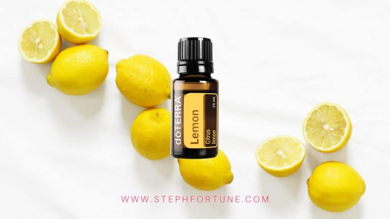 Everything you need to know about doTERRA Lemon Essential Oil