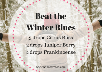 doterra images - beat the winter blues