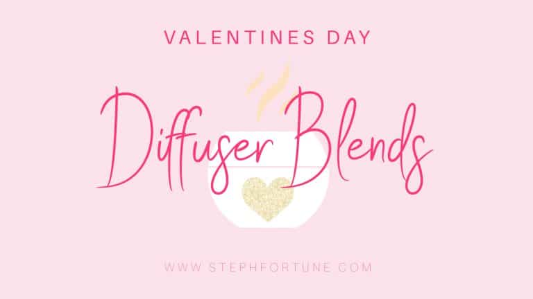 Valentines Day Diffuser Blends