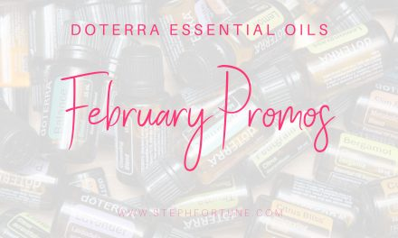 doTERRA February 2019 Promotions – US, UK, AUS, CAN