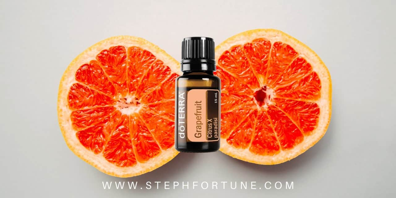 12 Uses for doTERRA Grapefruit Essential Oil