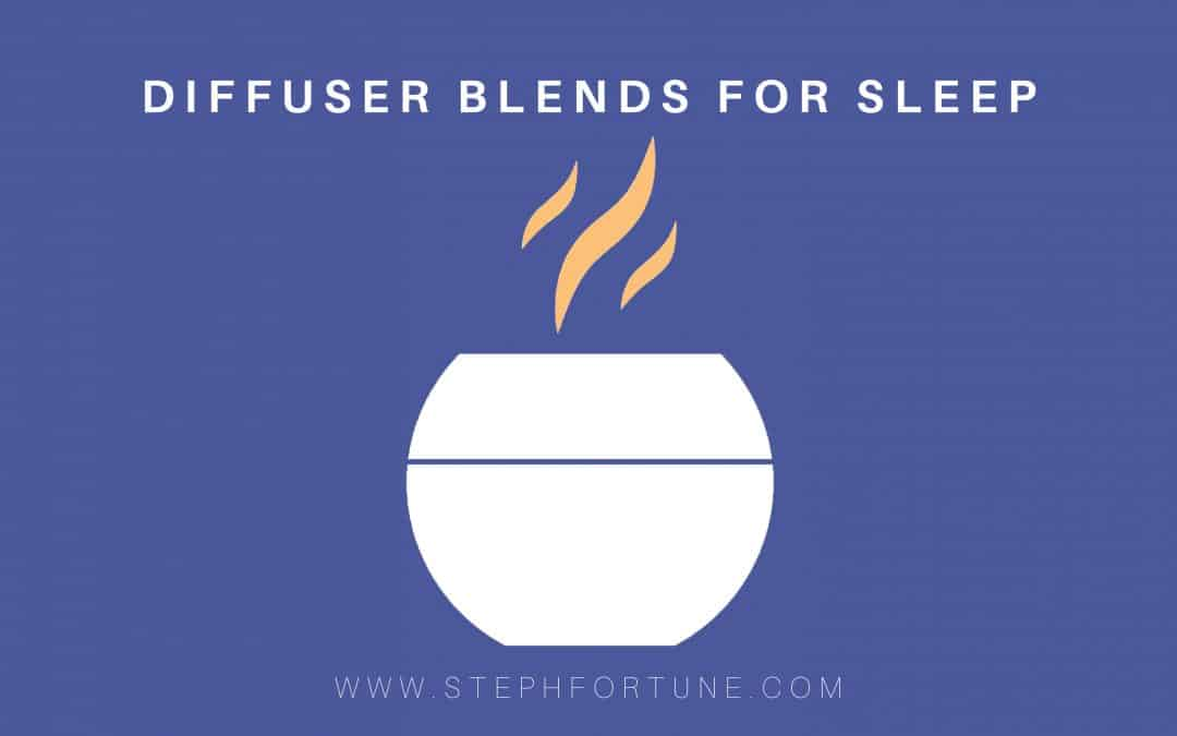 Essential Oil Diffuser Blends for Sleep