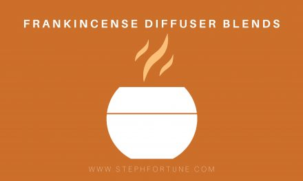 doTERRA Frankincense Diffuser Blends