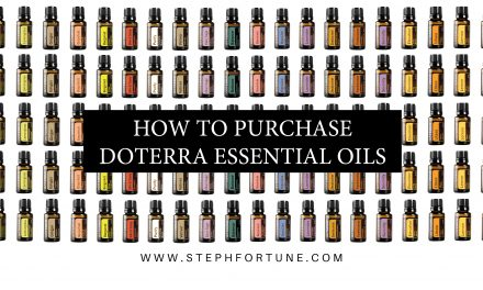 How to Purchase doTERRA Essential Oils
