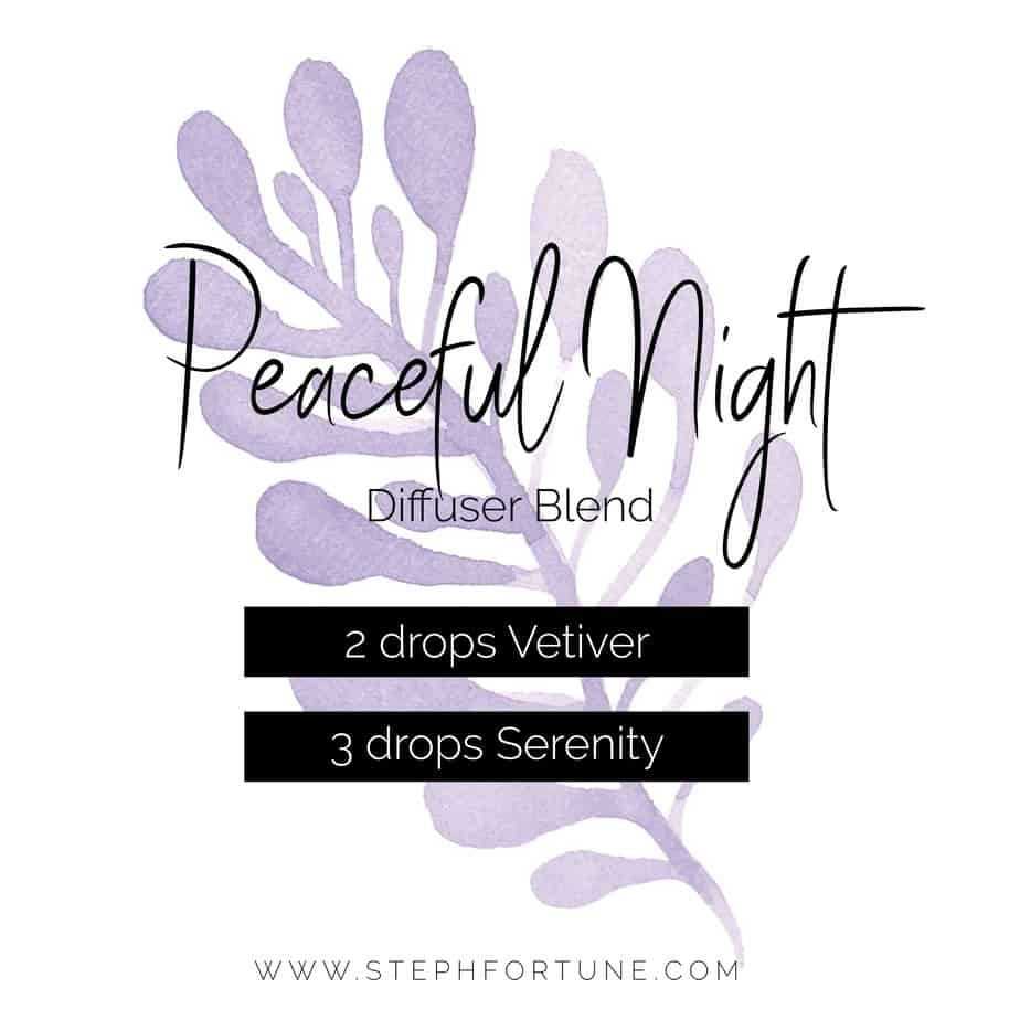 doTERRA Sleep Diffuser Blends