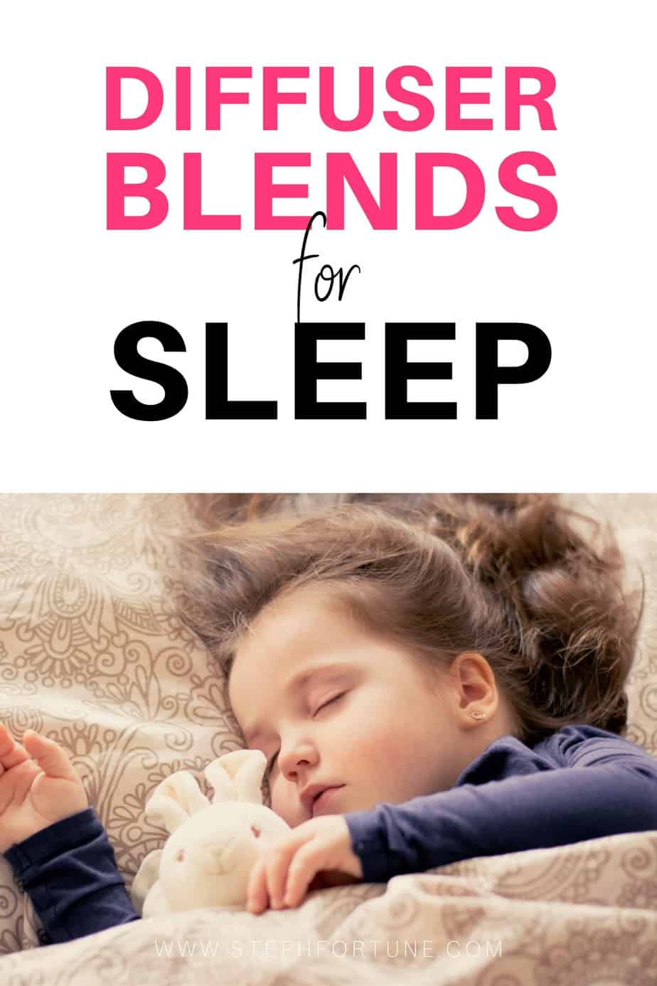 doTERRA Diffuser Blends for Sleep