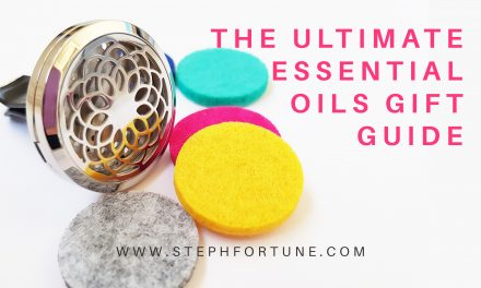 The Ultimate Essential Oils Gift Guide