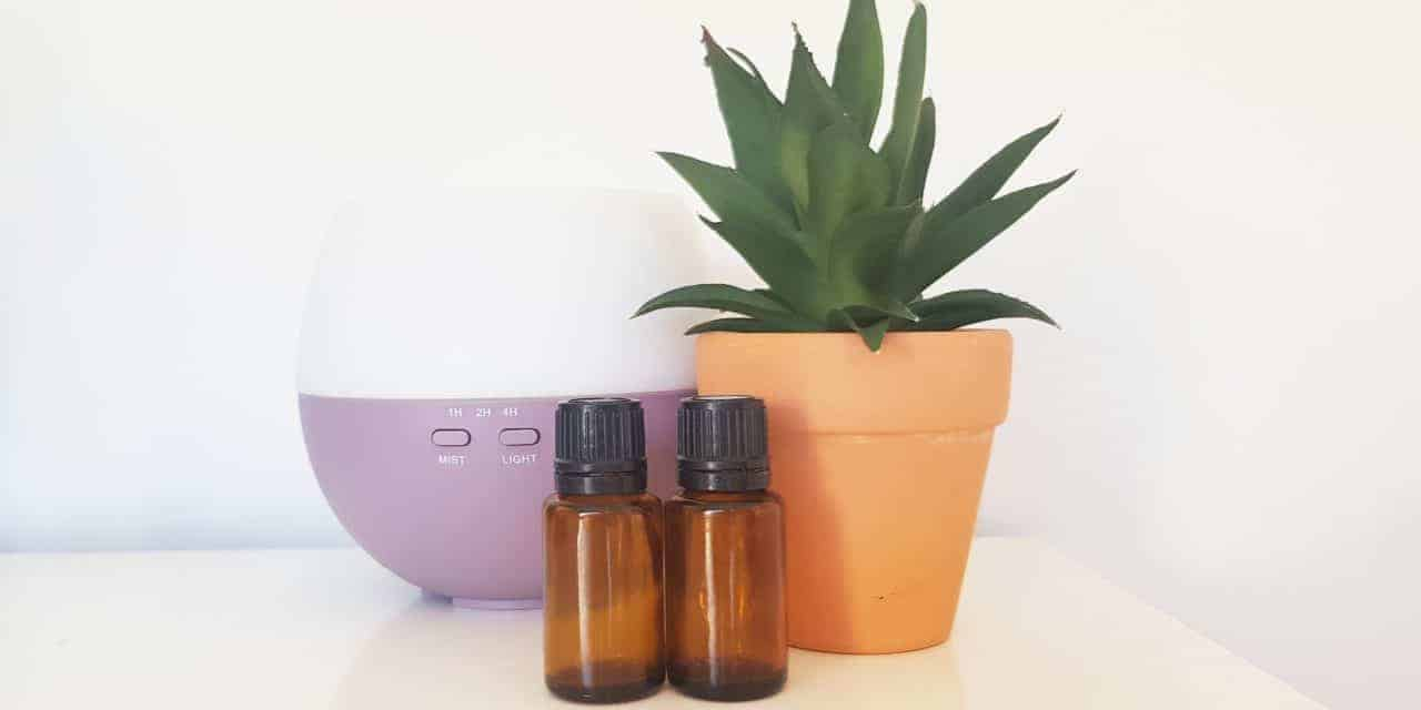 How to Use an Diffuser with Essential oils (Diffusing 101)