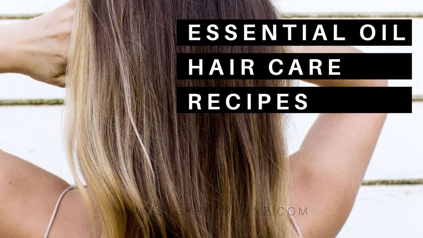 11 Of The Best Diy Hair Care Recipes With Essential Oils